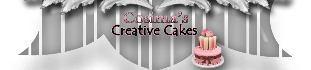Cosima&#39;s Creative Cakes