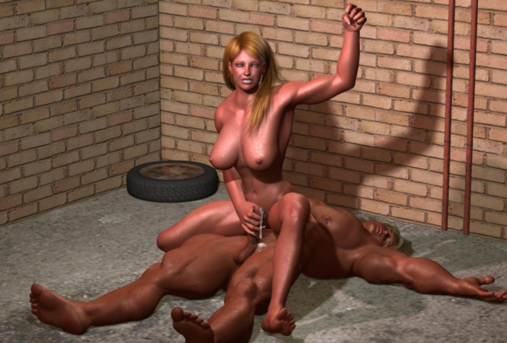 naked hot man trash