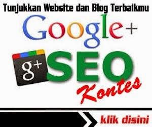 Informasi Kontes Blog
