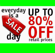 SALE UP TO 80% !!!