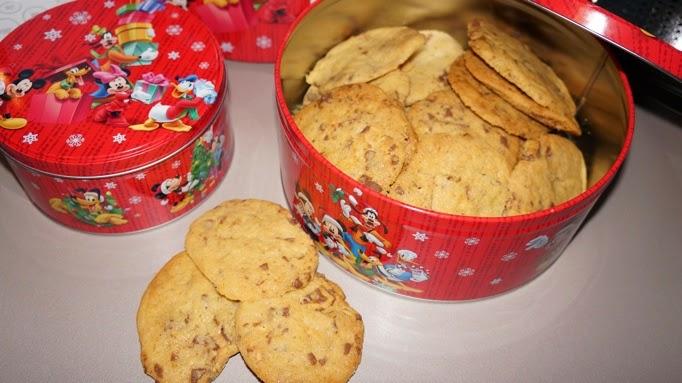 Kinderschokoladencookies