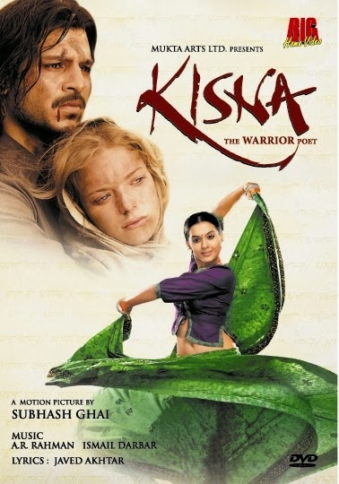 Kisna The Warrior Poet 2005 Hindi WEBRip 480p 450MB