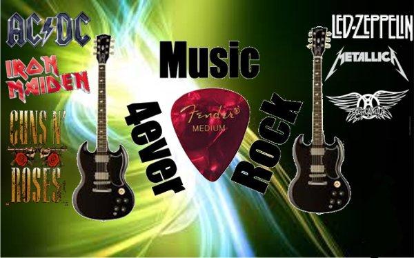 Music Forever Rock
