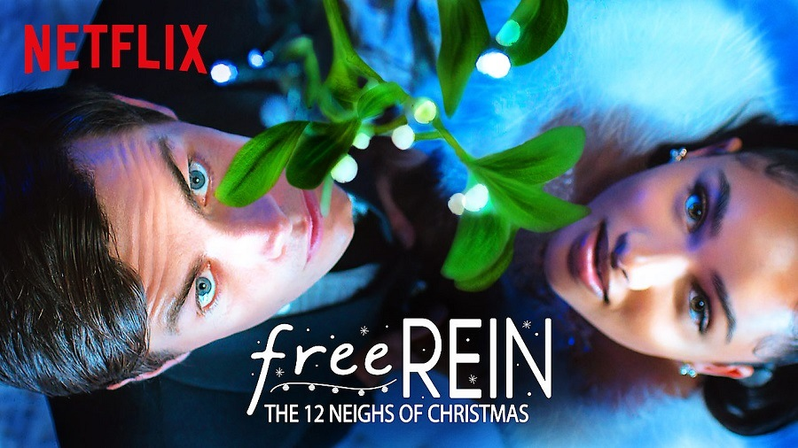 Free Rein: The Twelve Neighs of Christmas 1920x1080 Download Imagem