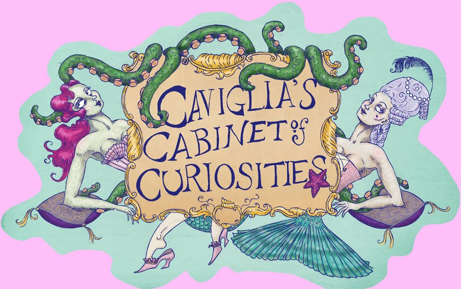 Caviglia&#39;s Cabinet of Curiosities
