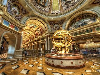 lobby of the venetian (11)