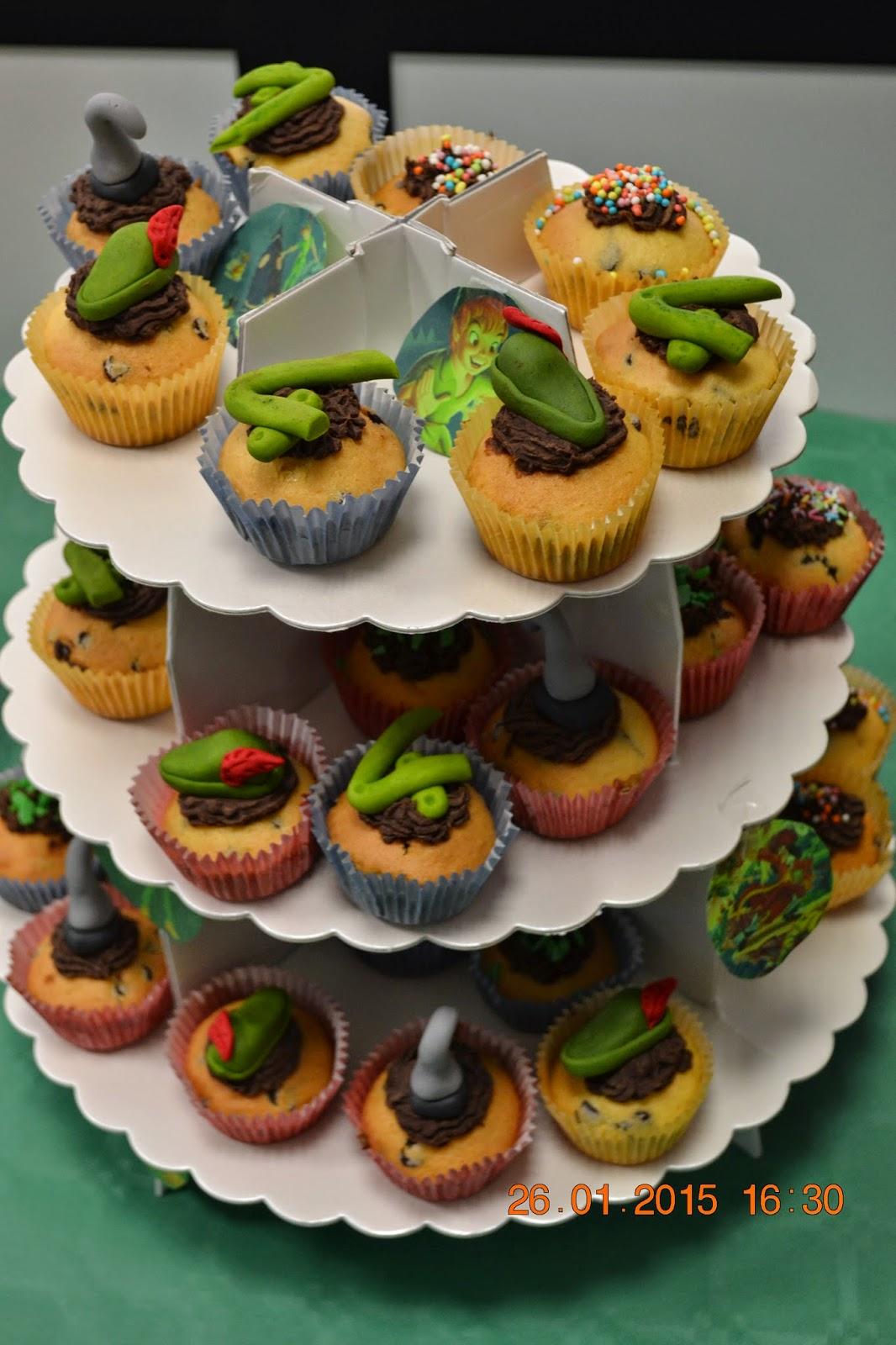 muffin, compleanno