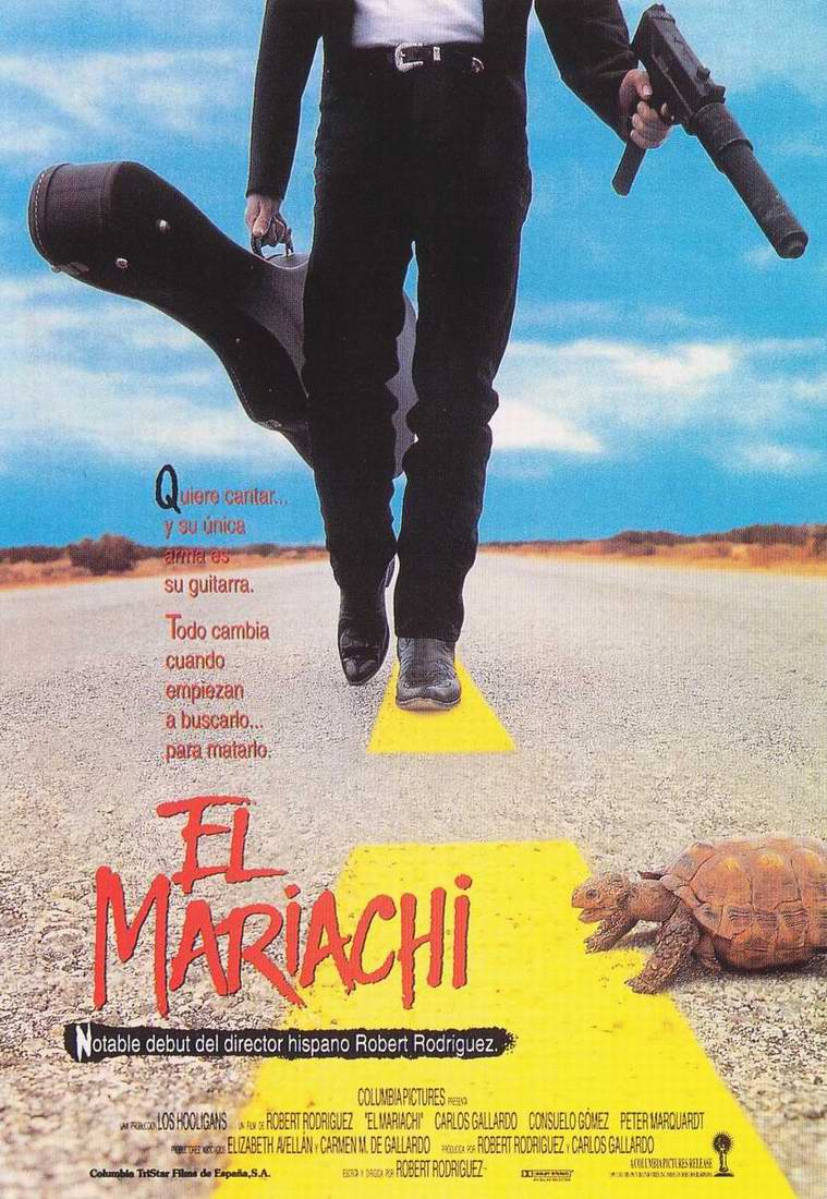 el mariachi lyrics: