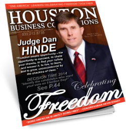 "MEET JUDGE DAN HINDE A ""THOUGHT LEADER"" FOR THIS SERIES"