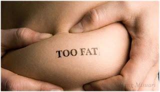 5 perkara perlu dielakkan untuk kurus
