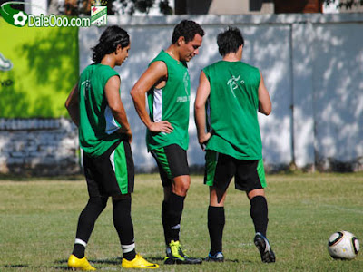 Oriente Petrolero - Marvin Bejarano - Gualberto Mojica - Marcelo Aguirre - Club Oriente Petrolero