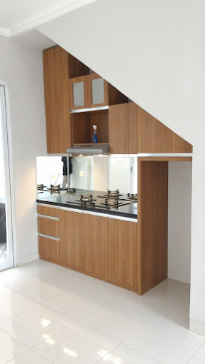 Kitchen set mbak yosie bintaro