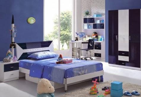 10 desain kamar tidur anak laki laki unik inspirasi