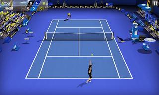 game tennis terbaik untuk android