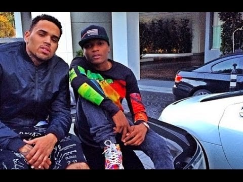 Wizkid and Chris Brown, Get Ready For Mind-blowing Music!