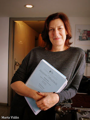 Marta Vidán. Sarah Connolly. Agrippina, Barcelona, Liceu.