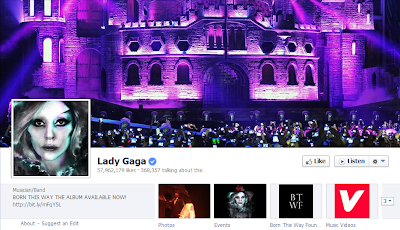 No.6 on Facebook: Most Popular People of June 2013
