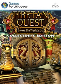 Tibetan Quest Beyond the Worlds End Collectors Edition-ASG