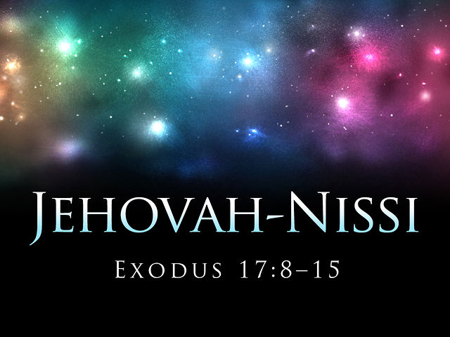 Agape jehovah nissi the lord is my banner for Jehovah nissi