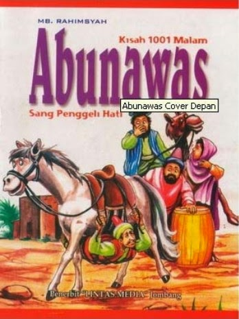 Ebook Abunawas Sang Penggeli Hati