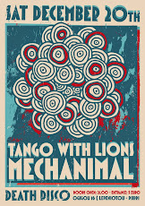 TANGO WITH LIONS, MECHANIMAL