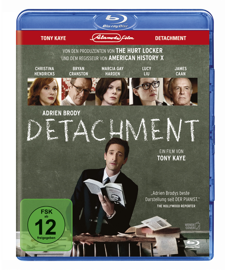 Indiferencia (Detachment 2011) BDRip FullHD Dual Lat-ing