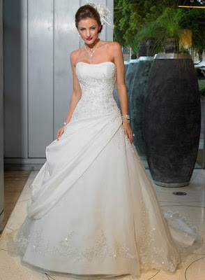 2010 Wedding Dress