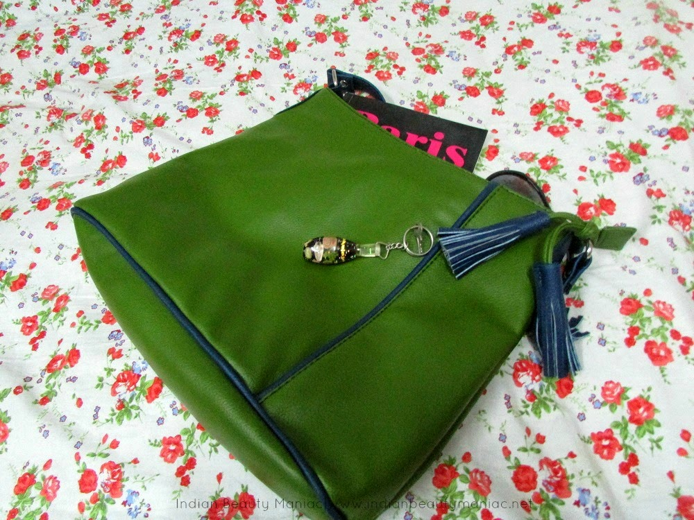 Limeroad, Limeroad.com, Limeroad.com review, Website Review, Online shopping website, Online Shopping in India, Ecommerce website, Eretailer, Handbag, Indian Beauty Blogger, Indian Makeup Blogger, Olive Green Handbag, Olive green bags in India