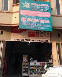 Lowongan Kerja Apotek Mutiara Syariah dan Mutiara Medika Makassar