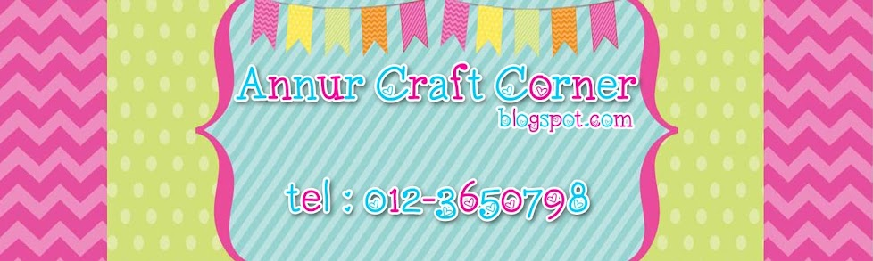 Annur Craft Corner