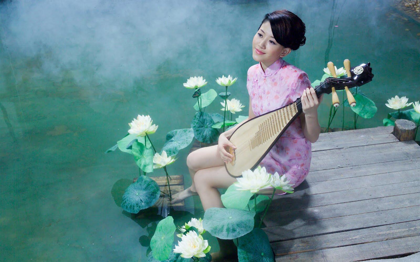 curious wall photos: 35 beautiful asian girls wallpapers