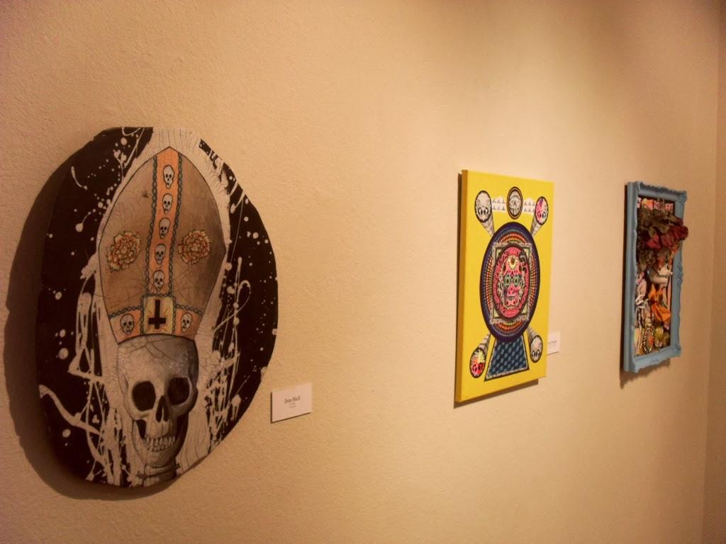 POSADA 100 : DIA DE LOS MUERTOS EXHIBIT Arte Americas - Casa de la ...
