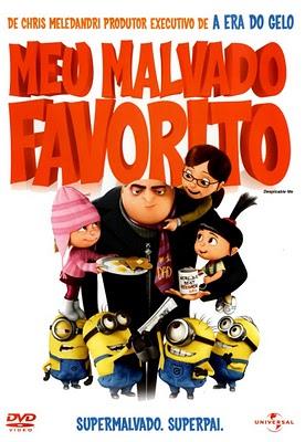Filme Meu Malvado Favorito Dublado AVI DVDRip