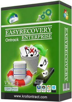 Ontrack EasyRecovery Professional + Enterprise + Keygen