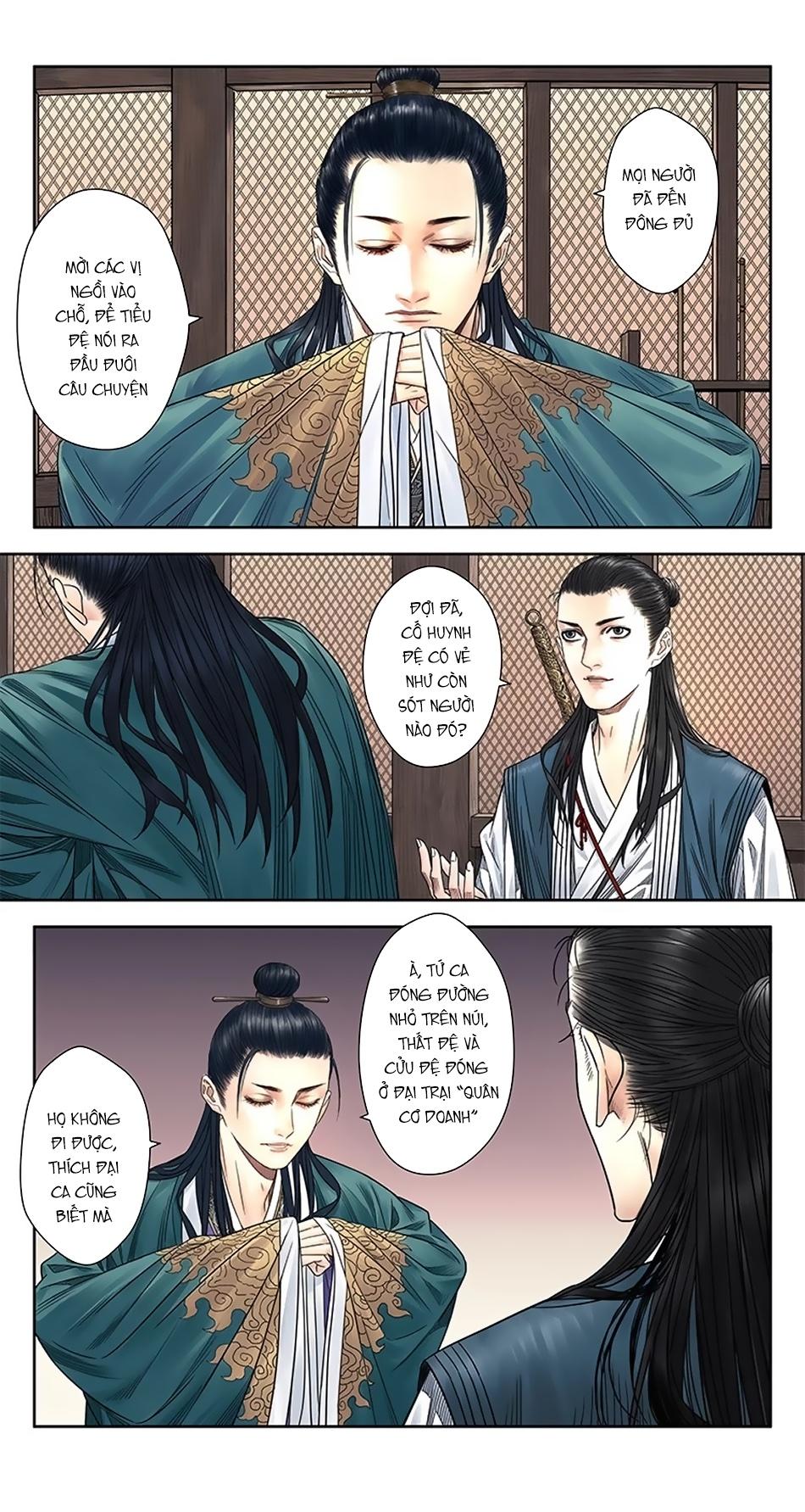 Nghịch Thủy Hàn Chapter 3 - Hamtruyen.vn