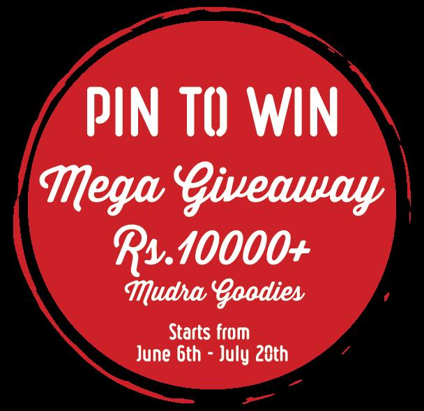 10k Mega Giveaway