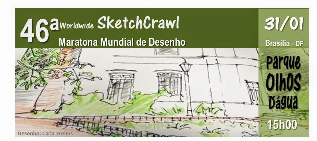 46º SketchCrawl