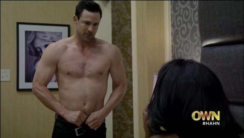 Shirtless Men On The Blog: Philip Boyd Shirtless