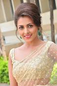 Madhu Shalini sizzling in saree-thumbnail-2