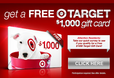 Free stuff finder get 1000 gift card free for target get a target 1000 gift card this offer converts upon simple email submit see detail get a target 1000 gift card for free now negle Image collections