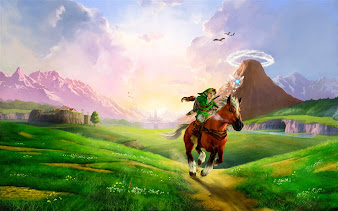 #8 The Legend of Zelda Wallpaper