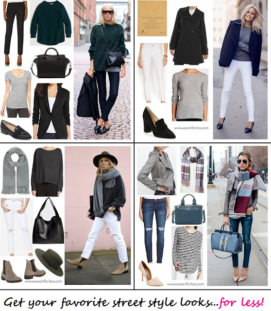 fashion blogger street style outfit inspiration, looks for less, casual outfits, fall/winter 2015
