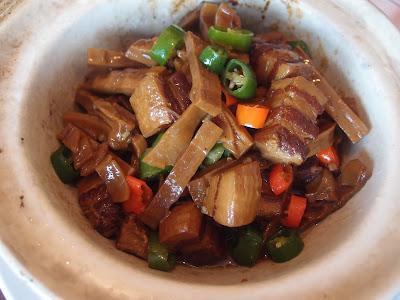 川香笋干红烧肉