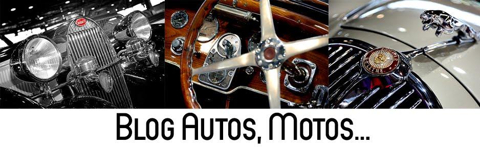 AUTOS ET MOTOS