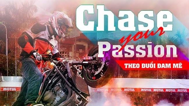Chase your passion - Theo đuổi đam mê