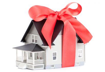Trường hợp nào được phép tặng cho nhà?