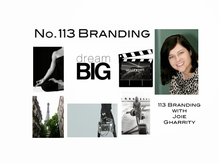 No.113 Branding With Joie Gharrity
