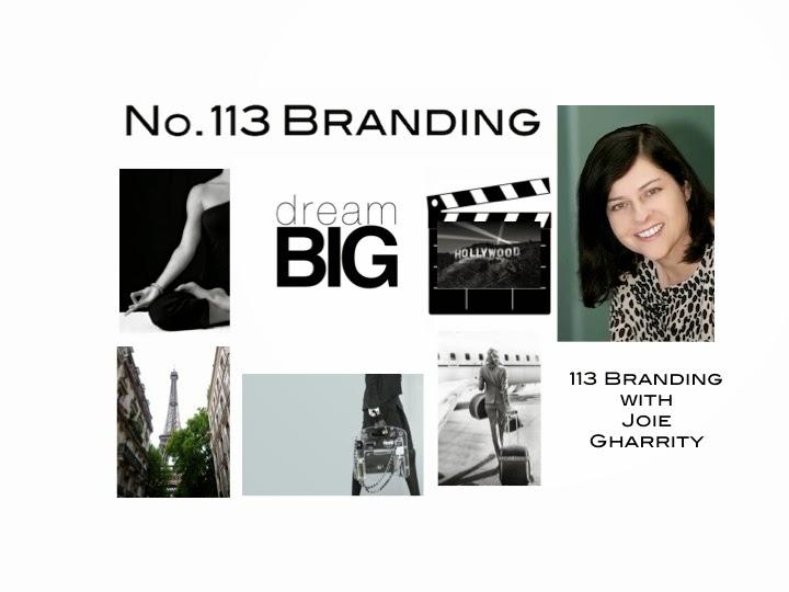 No.113 Branding With Joie Gharrity