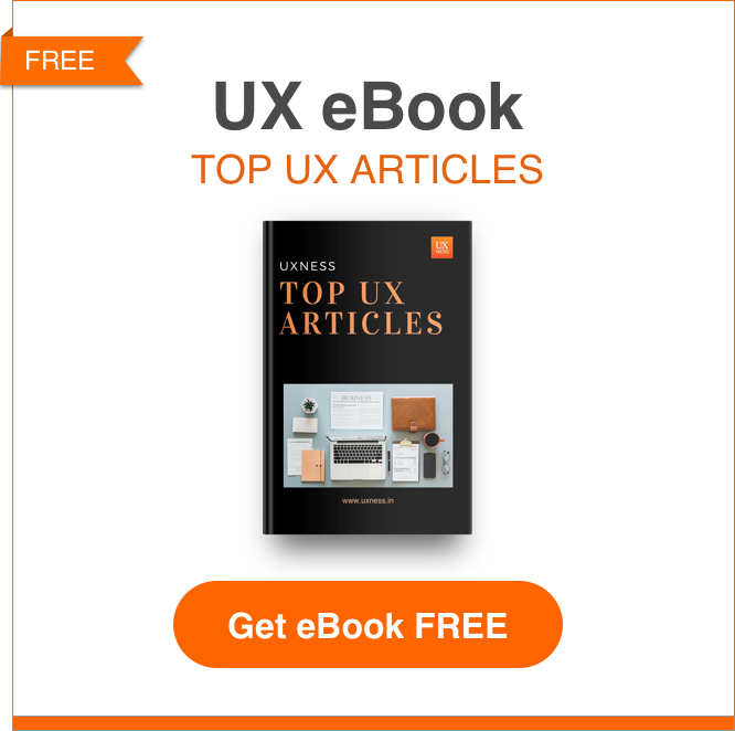 Get Free UX eBook