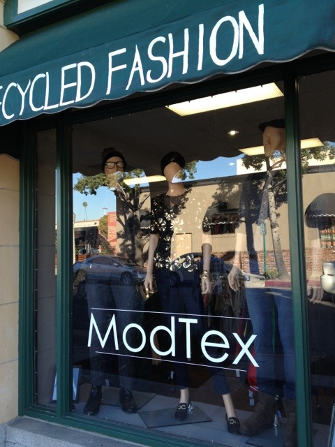 modex vintage and thrift store, Fullerton California
